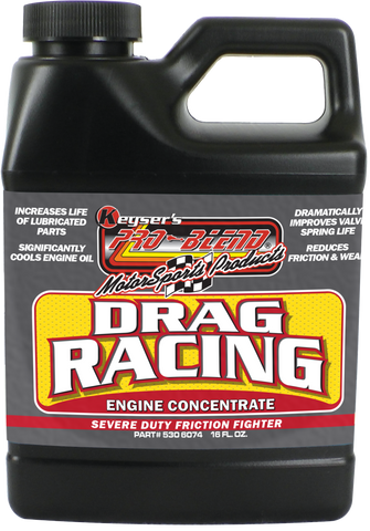 Drag Engine Oil Treatment (16 oz.)