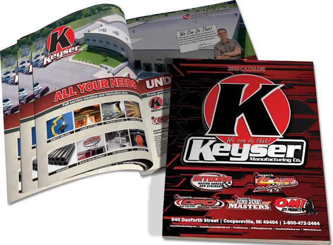 Get your 2018 Keyser Catalog Here!