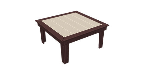 "36"" Square Coffee Table"