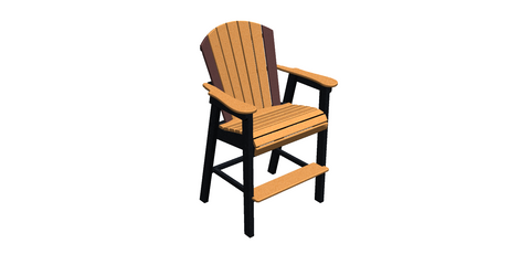 Captain's Pub Chair