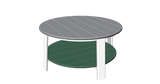 "36"" Round Conversation Table"