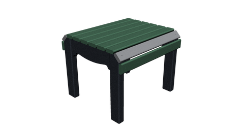 Ottoman/Low Side Table