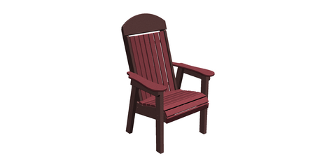 Ranch Style Dining Chair