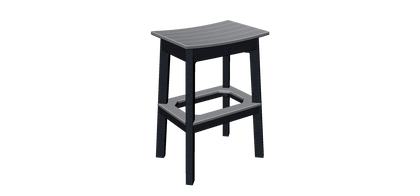 Saddle Seat Pub Stool