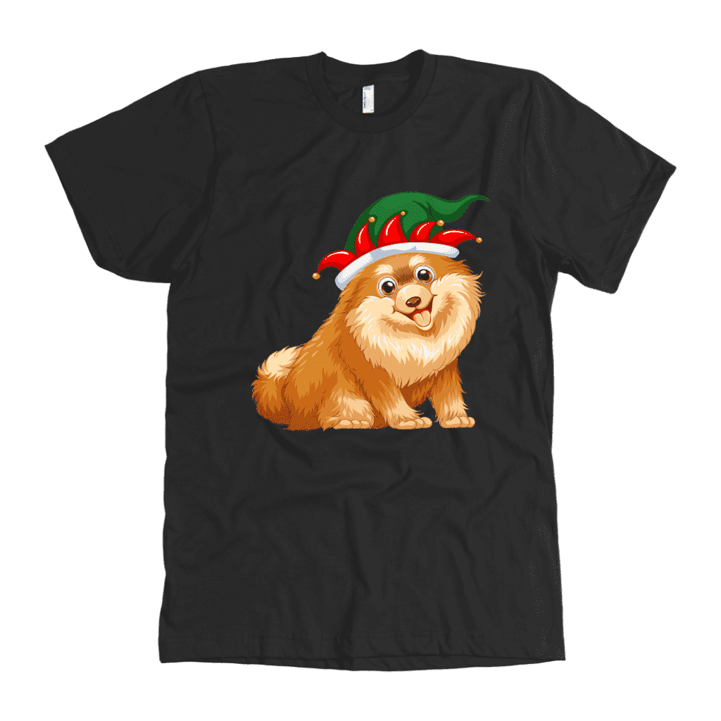 Cute Helper Elf T-Shirt