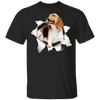 BEAGLE 3D Princess 5.3 oz 100% Cotton T-Shirt