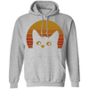 VINTAGE EIGHTIES STYLE CAT LADIES Pullover Hoodie 8 oz.