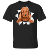 POODLE 3D Princess 5.3 oz 100% Cotton T-Shirt
