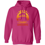 SAVE THE CHUBBY LADIES Pullover Hoodie 8 oz.