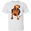 VIZSLA 3D Princess 5.3 oz 100% Cotton T-Shirt