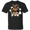 YORKSHIRE TERRIER Princess 5.3 oz 100% Cotton T-Shirt