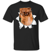 GERMAN SPITZ KLEIN 3D Princess 5.3 oz 100% Cotton T-Shirt