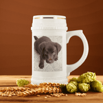 Personalized Pet Beer Stein