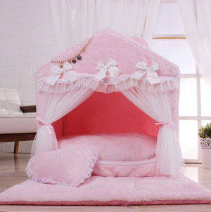 Cute Pet Poster Bed