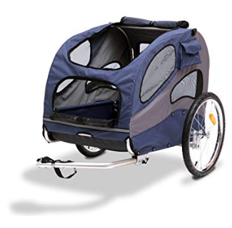 Aluminum Bike Trailer For Pets