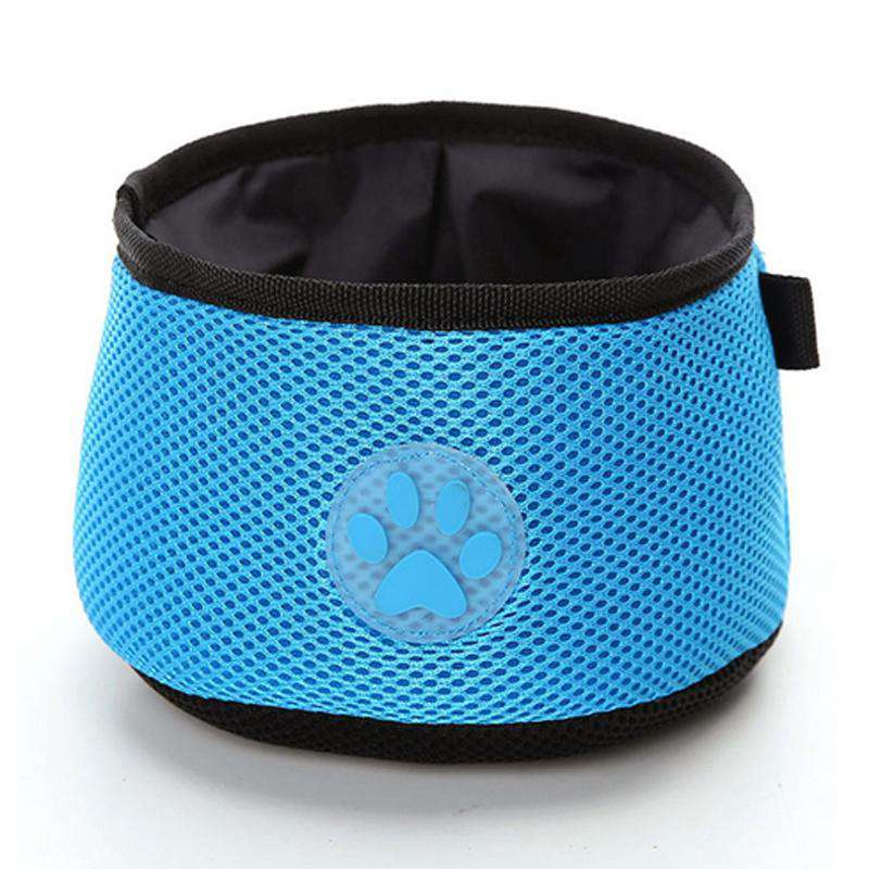 Collapsible Folding Dog Bowl