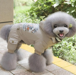 Warm Dog Winter Coat