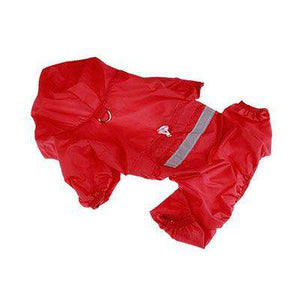 Cute Dog Raincoat