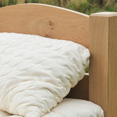 Dovey Curved - Abaca Mattresses