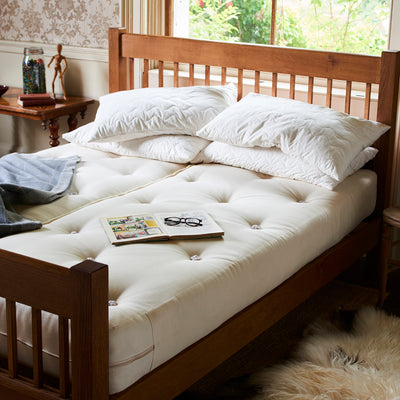 Snowdon Junior - Abaca Mattresses