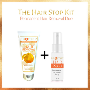 The Hair Stop Kit