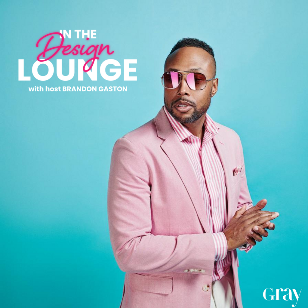 New Series With Gray Magazine: In The Design Lounge