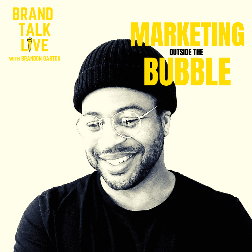 Leading From Behind | Brand Talk Live W/ Austin Hodges