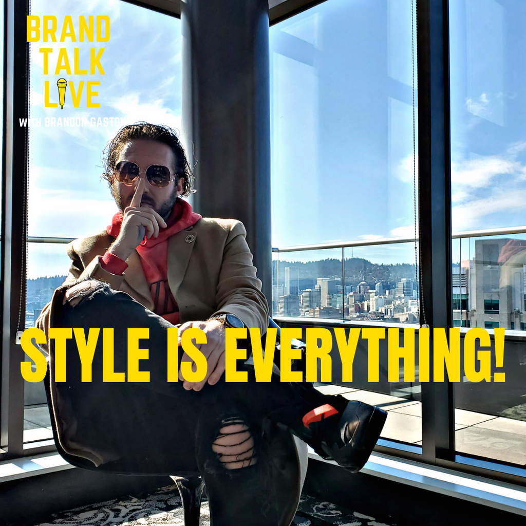 There Is NO Limit to Creativity | Brand Talk Live W/ Christian LaMontagne