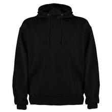 Load image into Gallery viewer, Hūdijs hoodie Capucha Black