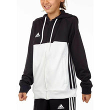 Load image into Gallery viewer, Bērnu hūdijs Adidas T16 Team Hoodie Black/White