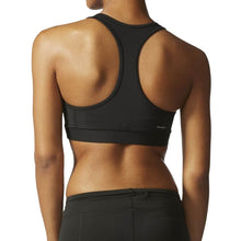 Load image into Gallery viewer, Sieviešu sporta krūšturis Adidas TECHFIT BASE BRA Black