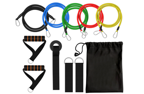 ResFIT™ Resistance Bands - 11 Piece Set