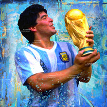 Load image into Gallery viewer, Diego Maradona