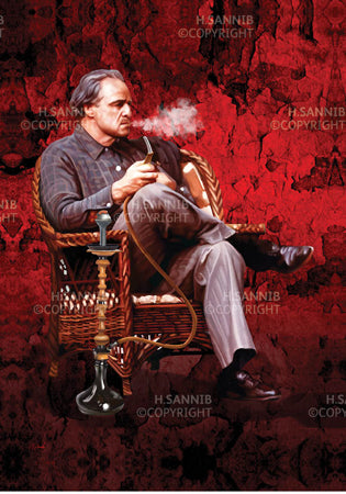 Shisha Break - The Godfather