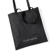 Load image into Gallery viewer, Lois Cosmetics Tote Bag