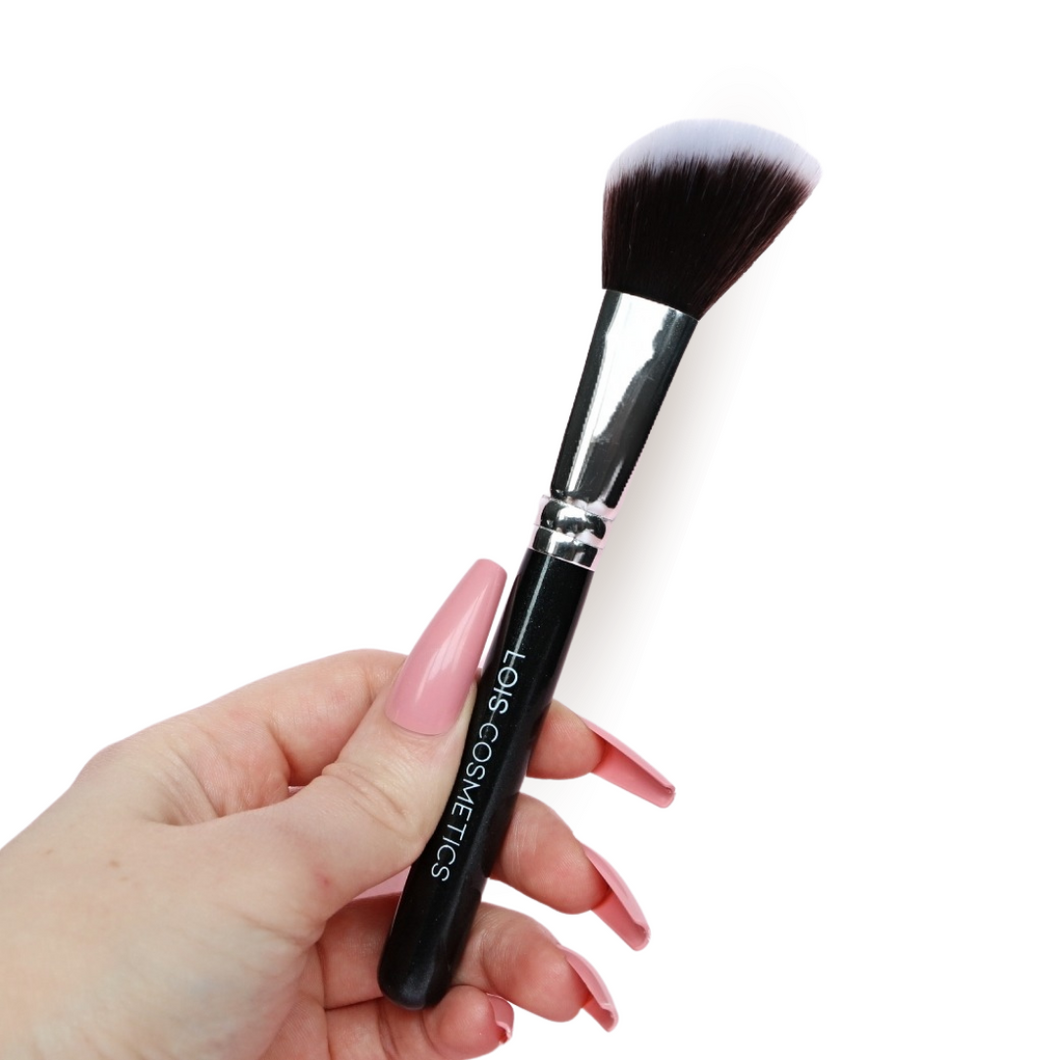 Angled Contour and Blush Brush