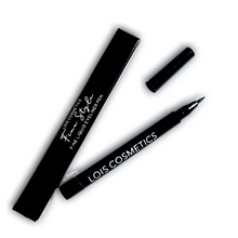 Load image into Gallery viewer, Fine Style Liquid Eyeliner Pen - Bet on Black