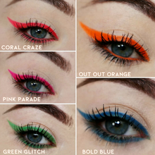 Load image into Gallery viewer, Fine Style Liquid Eyeliner Pen - Out Out Orange