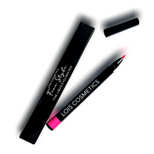 Load image into Gallery viewer, Fine Style Liquid Eyeliner Pen - Pink Parade