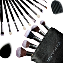 Load image into Gallery viewer, Complete Kit Essentials - Full Makeup Brush Set