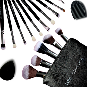 Complete Kit Essentials - Full Makeup Brush Set