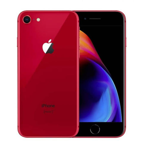 iPhone 8 | 64Go | Renewed | Rouge