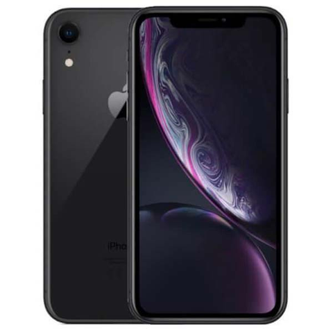 iPhone XR | 64Go | Renewed | Black