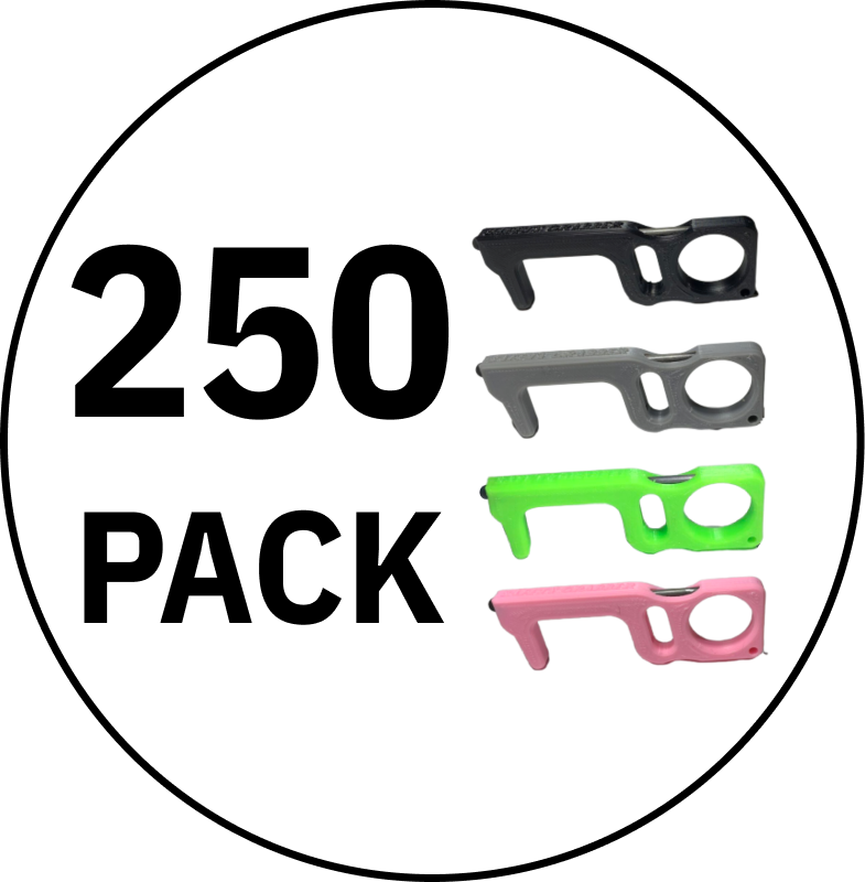 The Safety Grabber 250 Pack