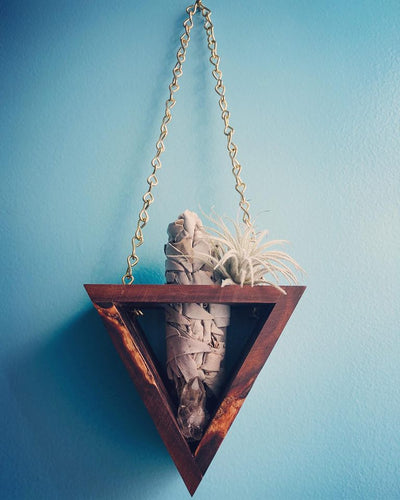 Triangle Plant Hangers