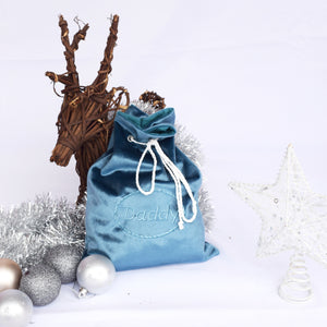 Luxury Small Santa Sacks