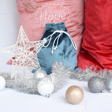 Load image into Gallery viewer, Luxury Small Santa Sacks