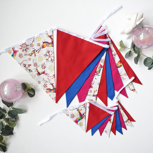 Kaleidoscope Stag Bunting