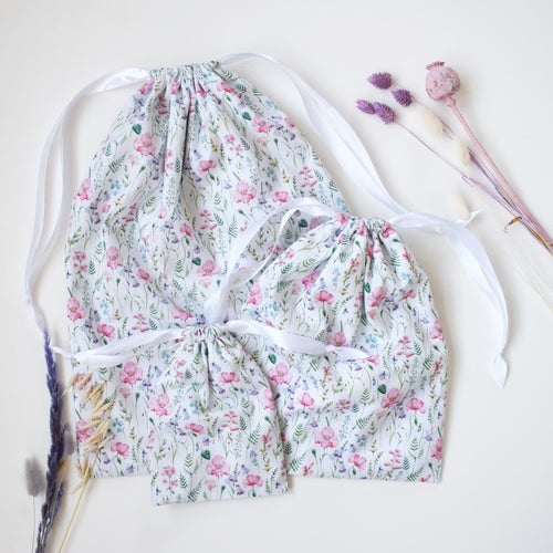 Floral Meadow Gift Bag