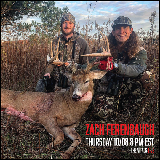 ZACH FERENBAUGH - OPEN Q & A